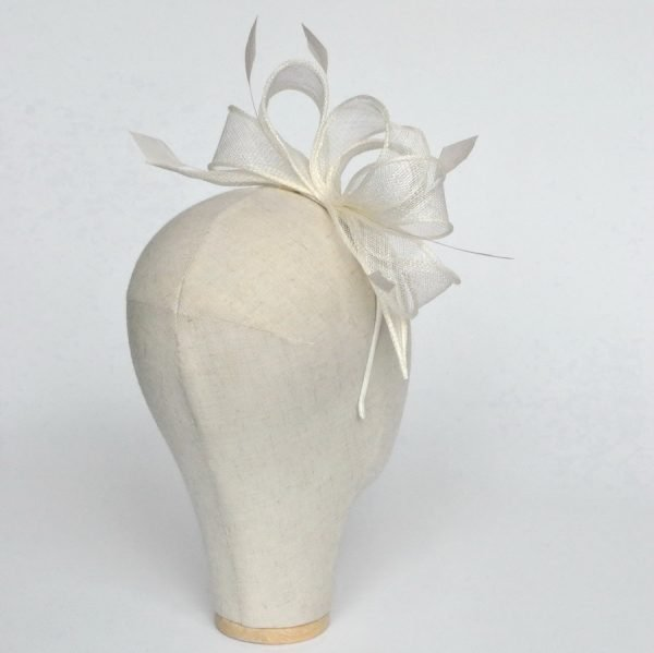 Ivory Womens Hair Accessories