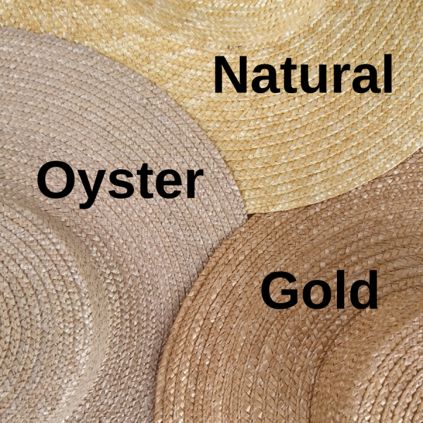 Neutral Sun Hat Colours from Imogen's Imagination