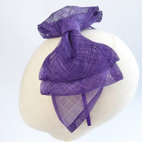 Purple Womens Hair Accessories