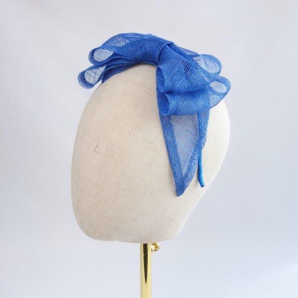 Royal Blue Spring Hair Accessories