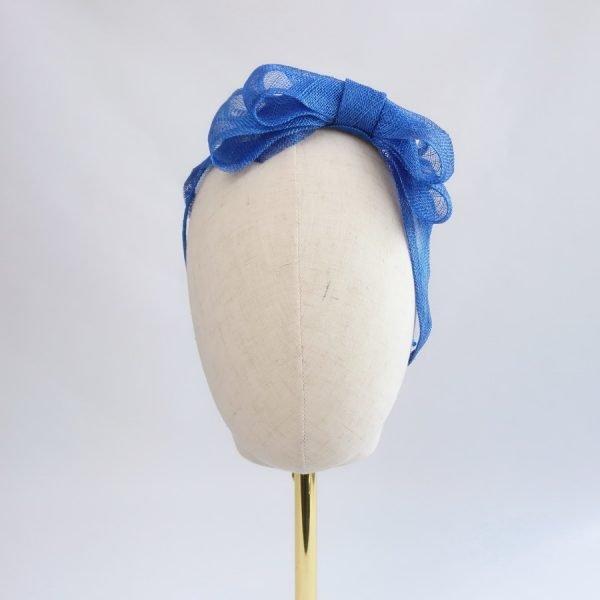 Royal Blue Summer Hair Accessories