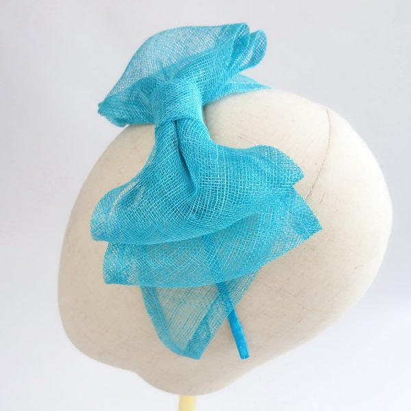 Turquoise Bridesmaid Hair Accessories
