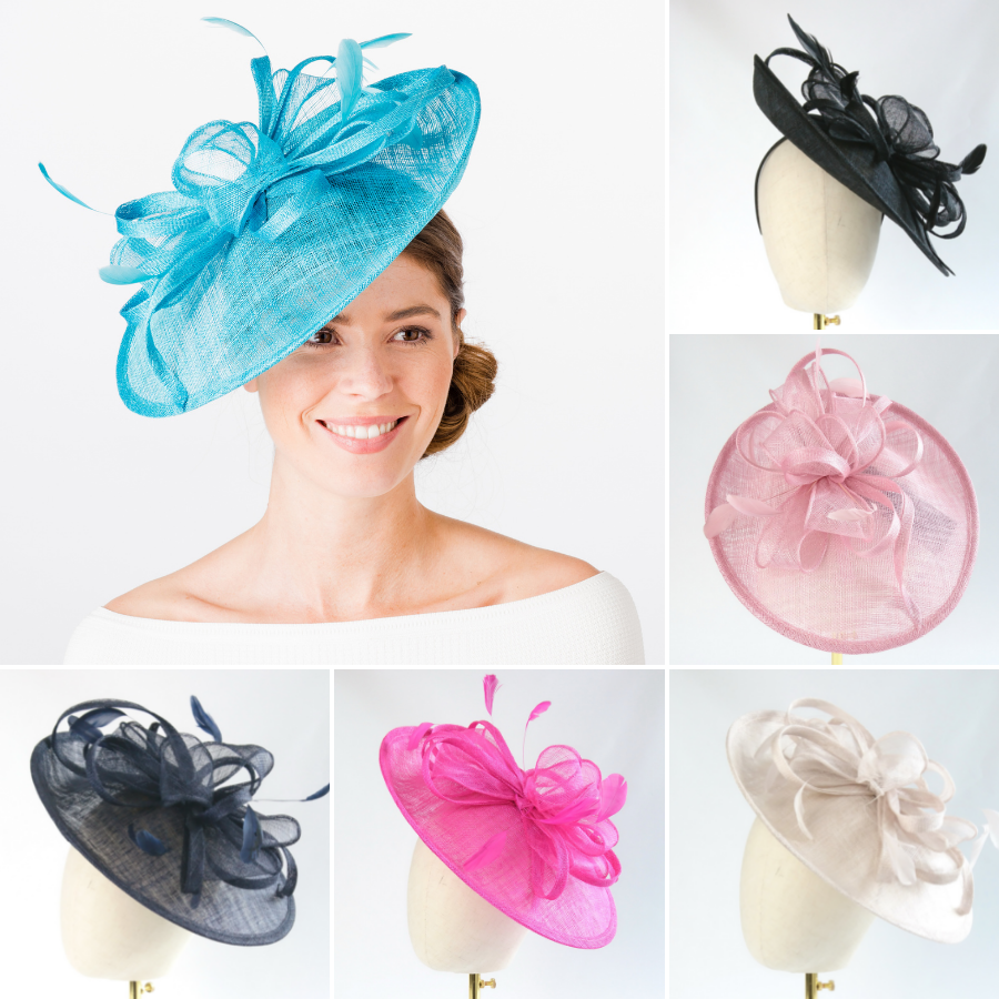 Failsworth 9307 Fascinator available to buiy from Imogen's Imagination
