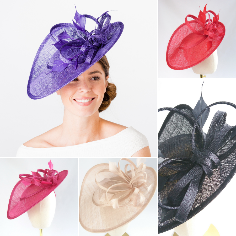 Failsworth 9350 Fascinator available to buy from Imogen's Imagination