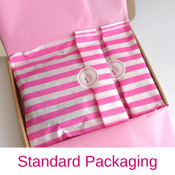 Imogen's Imagination Hair Accessories in pretty packaging as standard