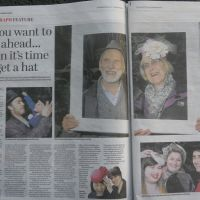 The Hat Stand Sheffield Telegraph Apr 15