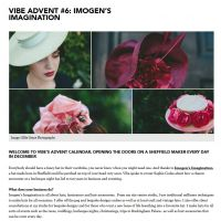 Vibe Sheffield- Advent Feature- Dec 16